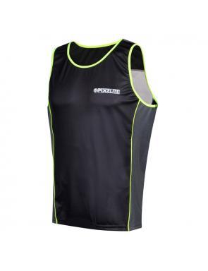 Koszulka PixElite bez rękawów do biegania męska