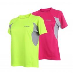 T-Shirt odblaskowy damski